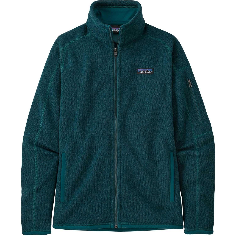 Patagonia Better Sweater Jacket - Women's - Dark Borealis Green