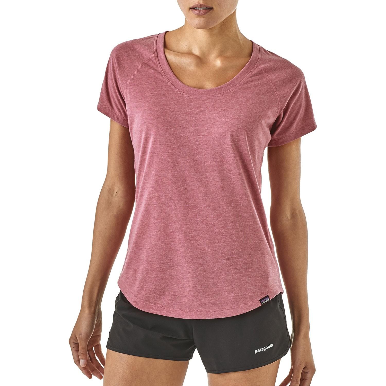 Patagonia Women's Cap Cool Trail Shirt - Star Pink