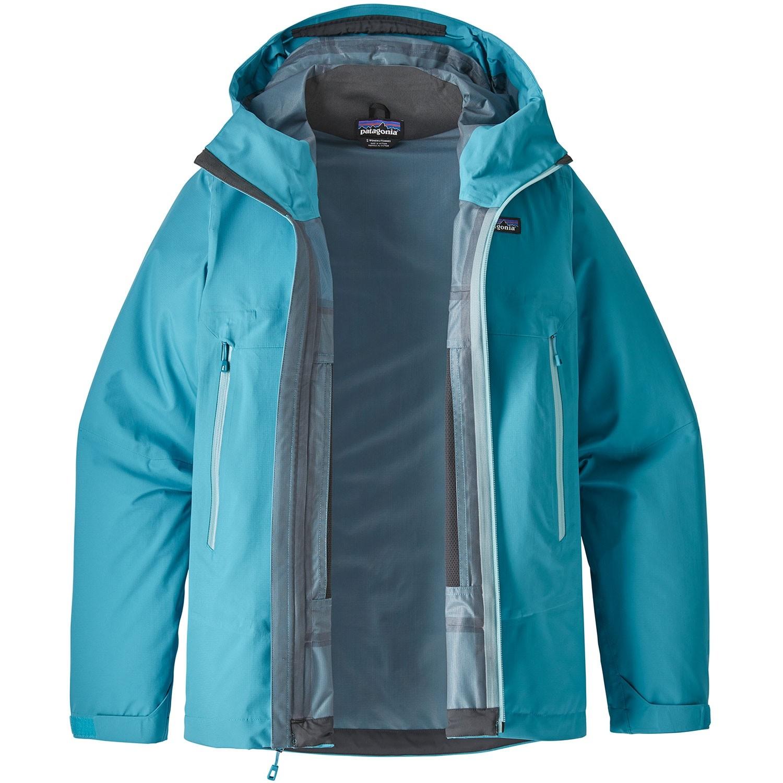 Patagonia Cloud Ridge Women's Waterproof Jacket - Mako Blue