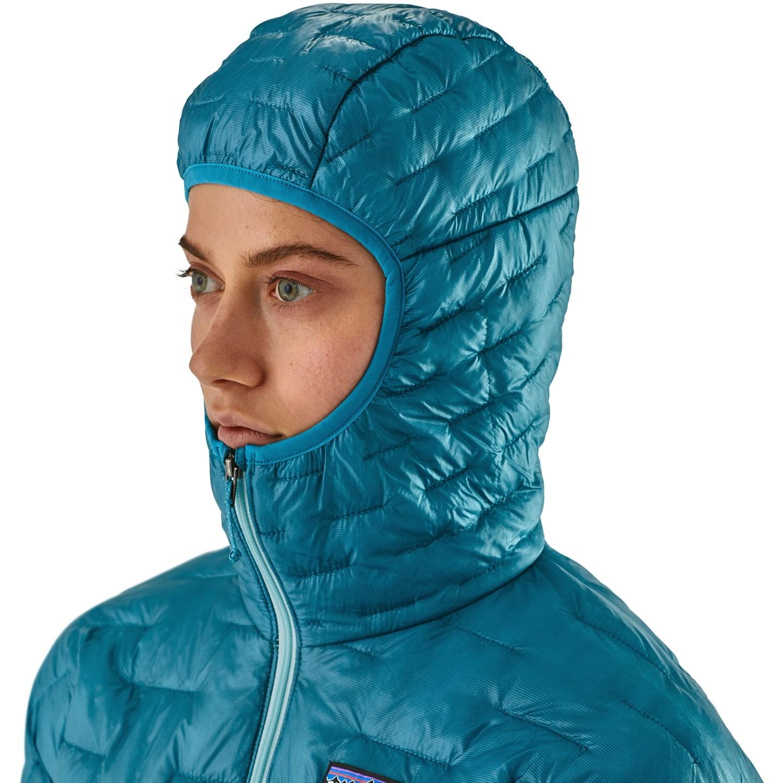 Patagonia Women's Micro Puff Hoody - Mako Blue