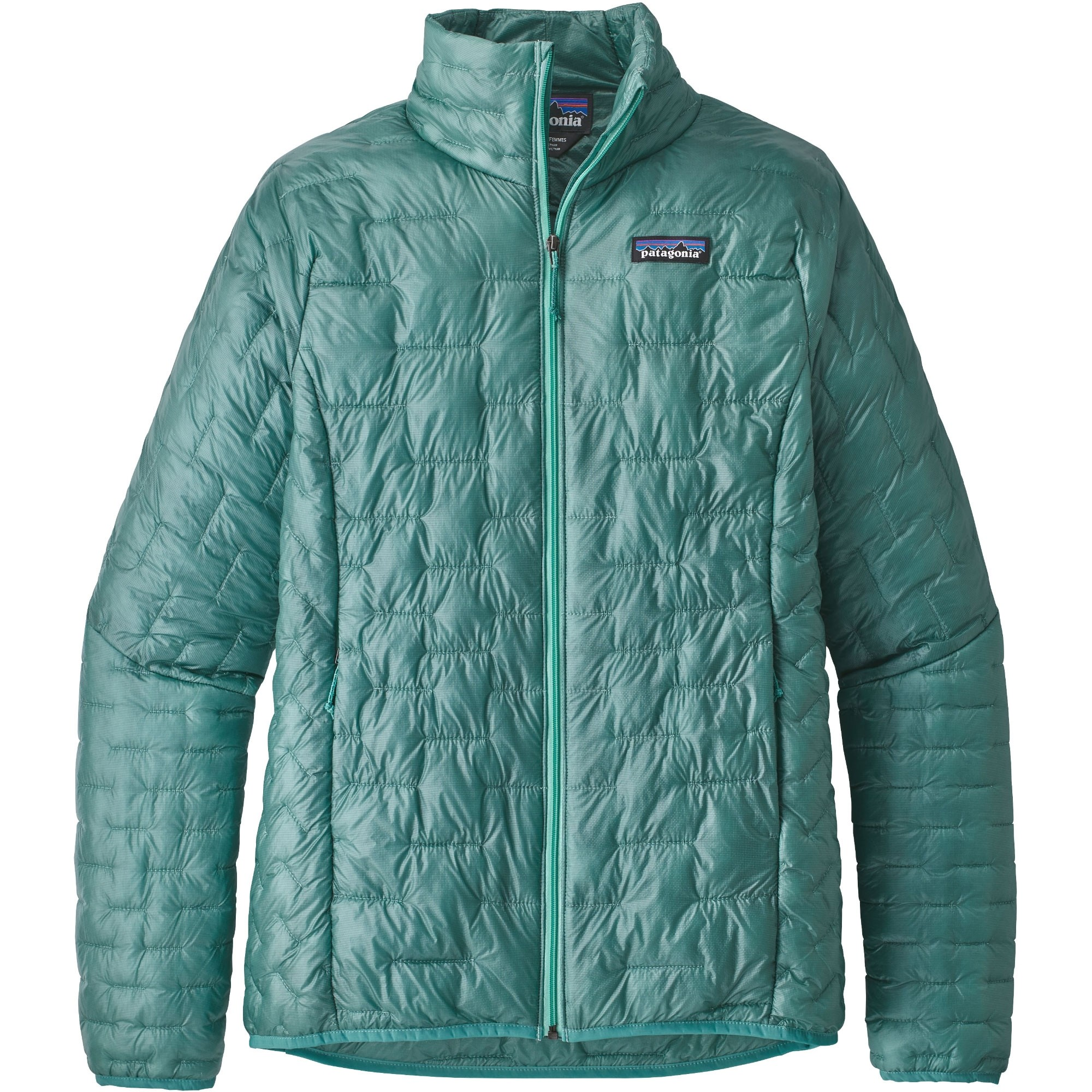 Patagonia Women's Micro Puff Jacket - Beryl Green
