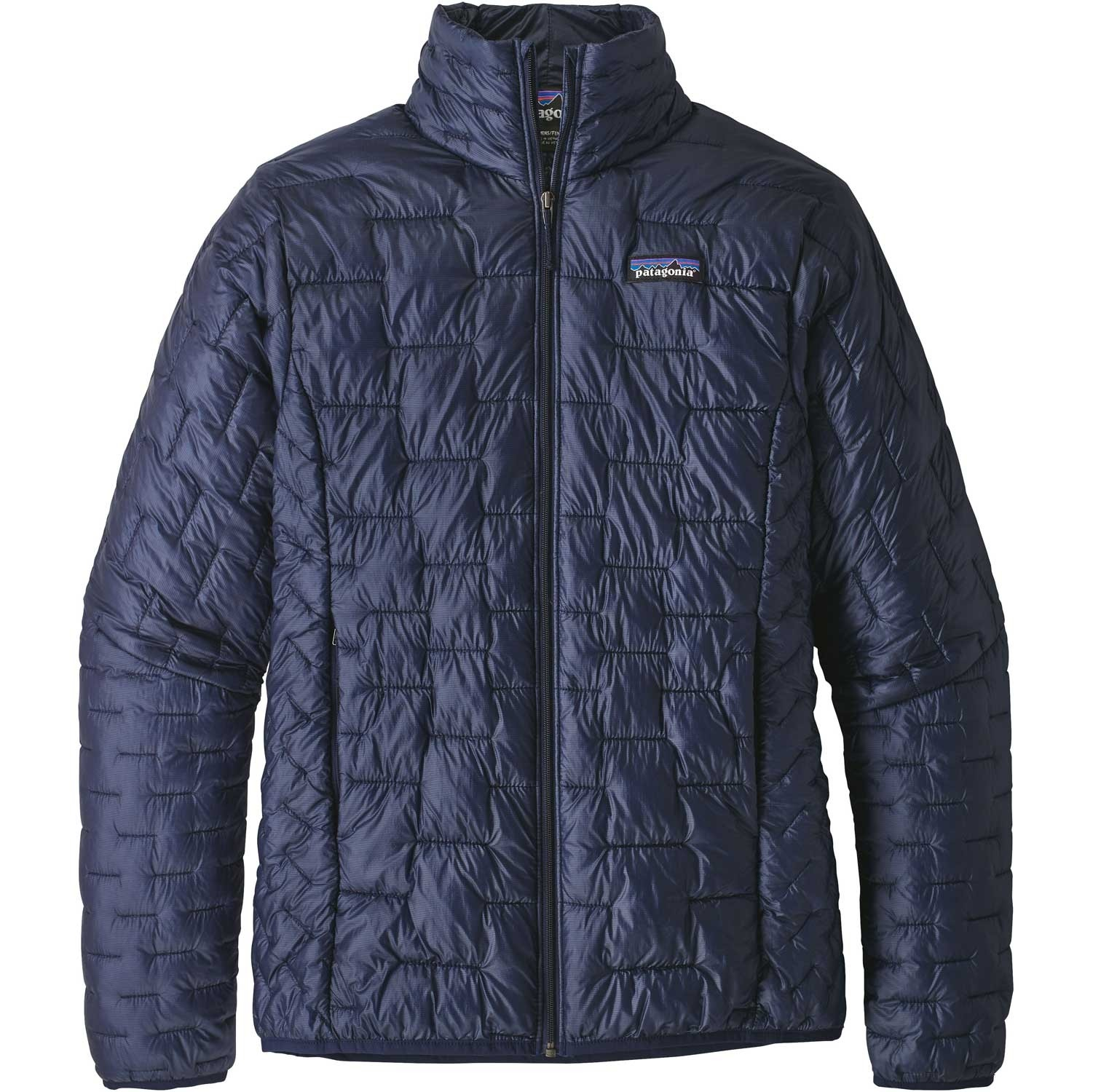 Patagonia Women's Micro Puff Jacket - Classic Navy