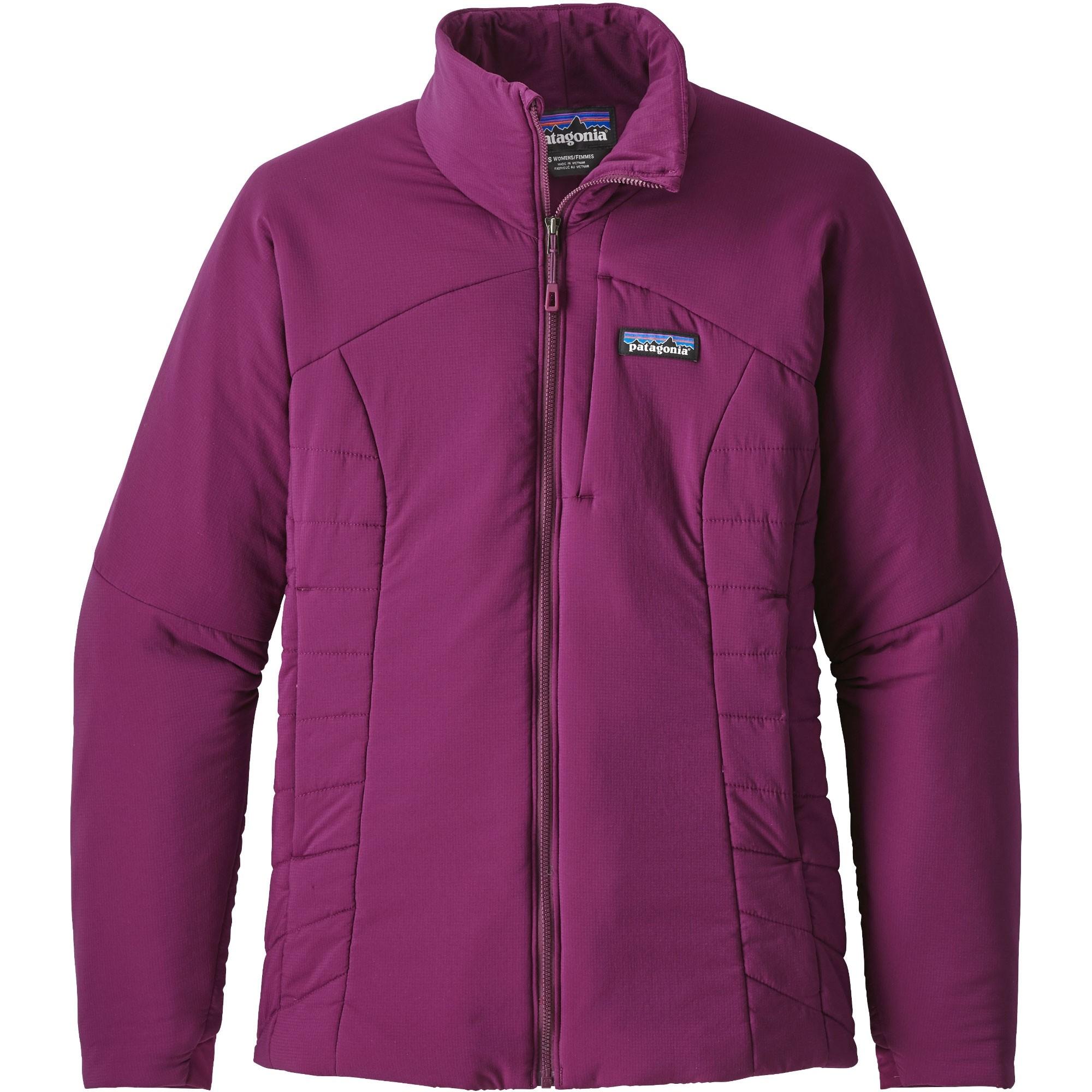 Patagonia Nano-Air Women's Insulated Jacket - Geode Purple