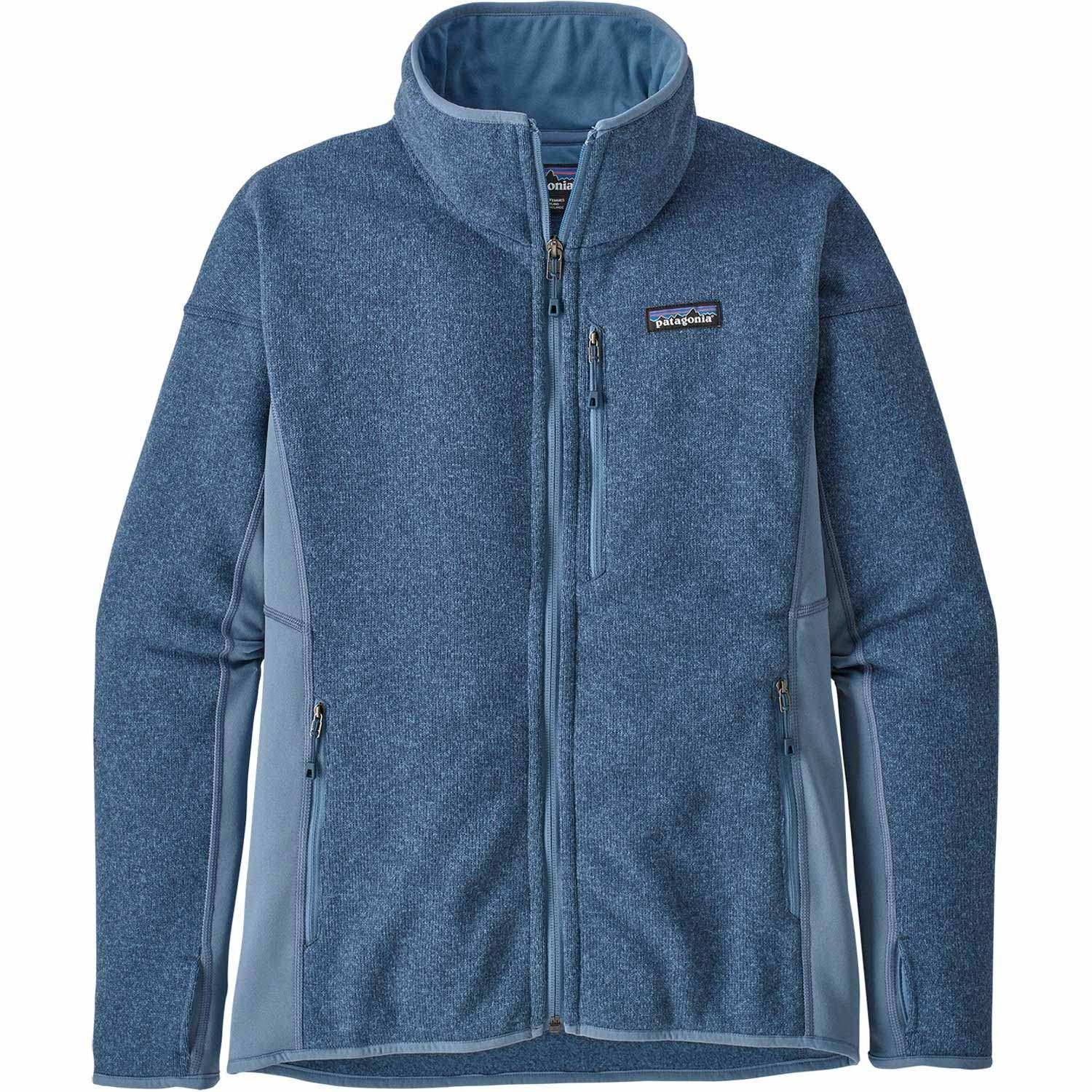 Patagonia Performance Better Sweater Jacket - Woolly Blue