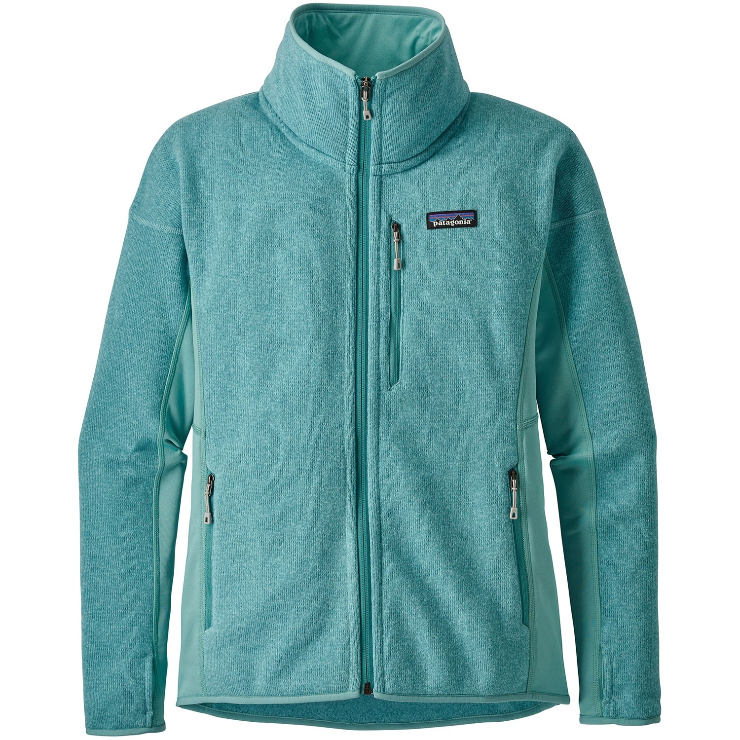 Patagonia Performance Better Sweater Jacket - Women's - Dam Blue