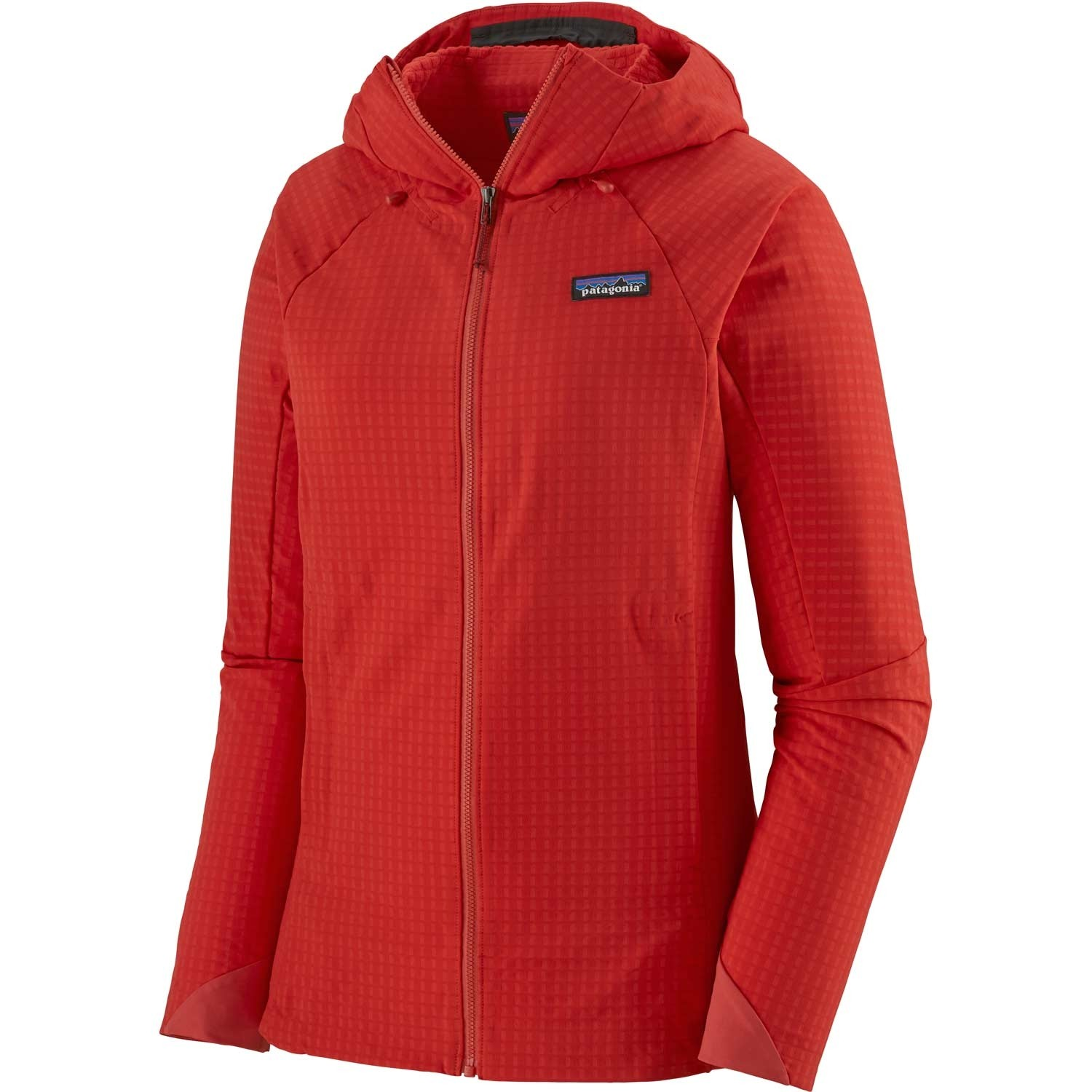 Patagonia R1 TechFace Hoody - Women's - Catalan Coral