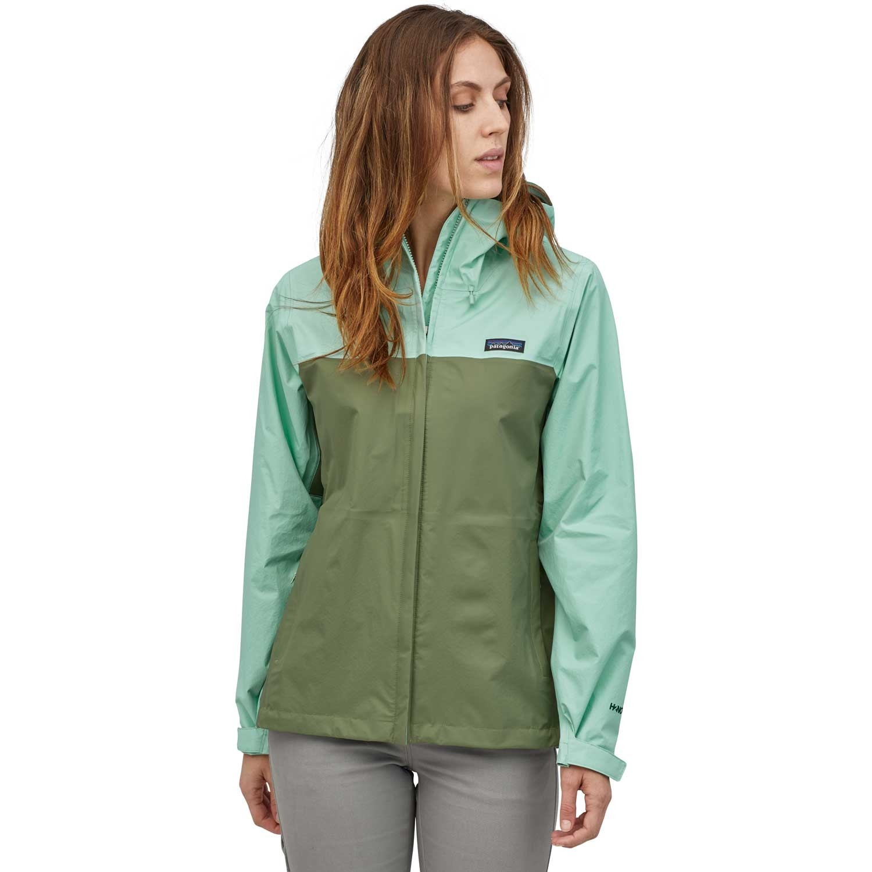 Patagonia Torrentshell 3L Jacket - Women's - Gypsum Green