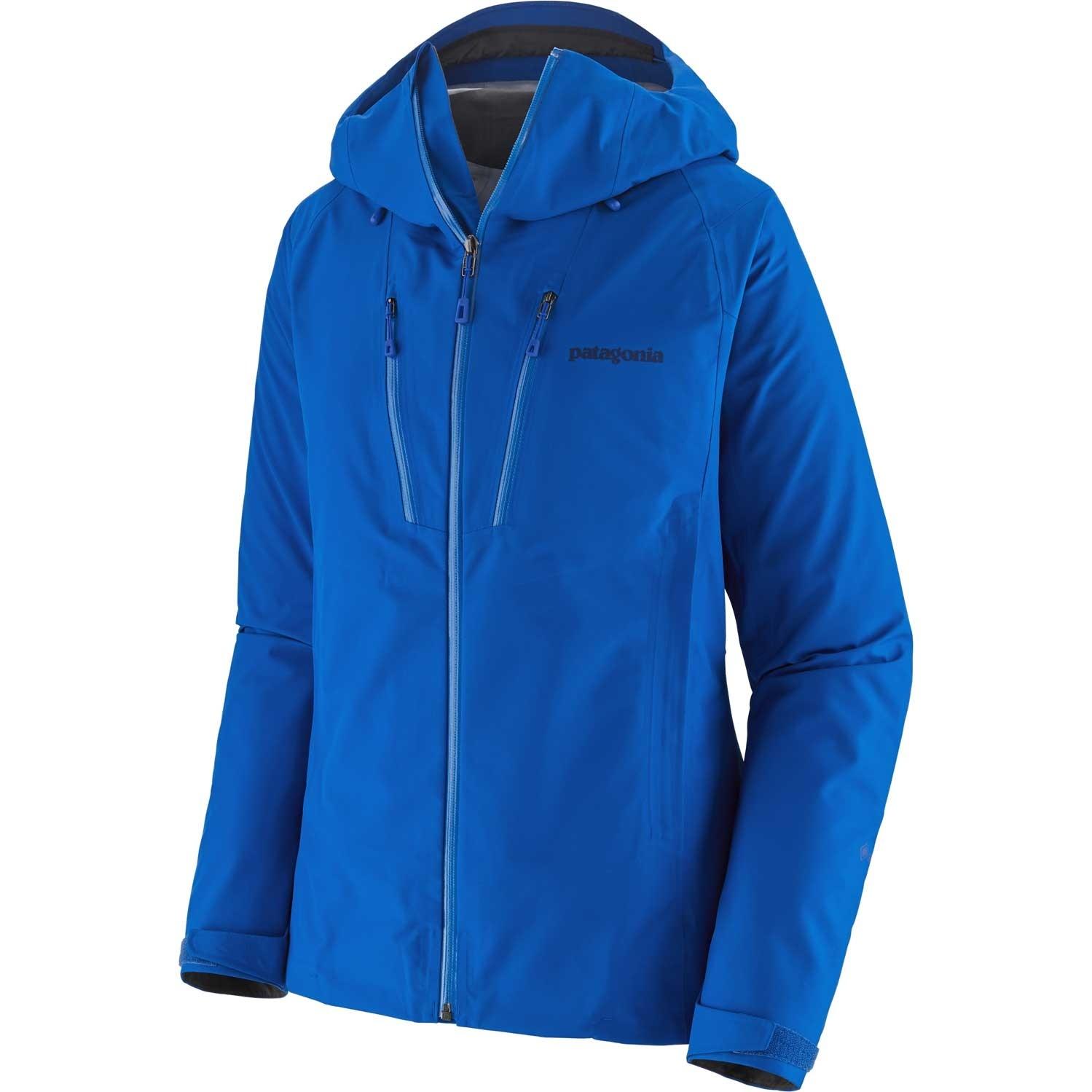Patagonia Triolet Waterproof Jacket - Women's - Alpine Blue