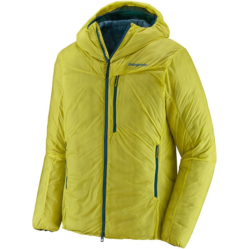 Patagonia DAS Light Men's Hoody - Chartreuse