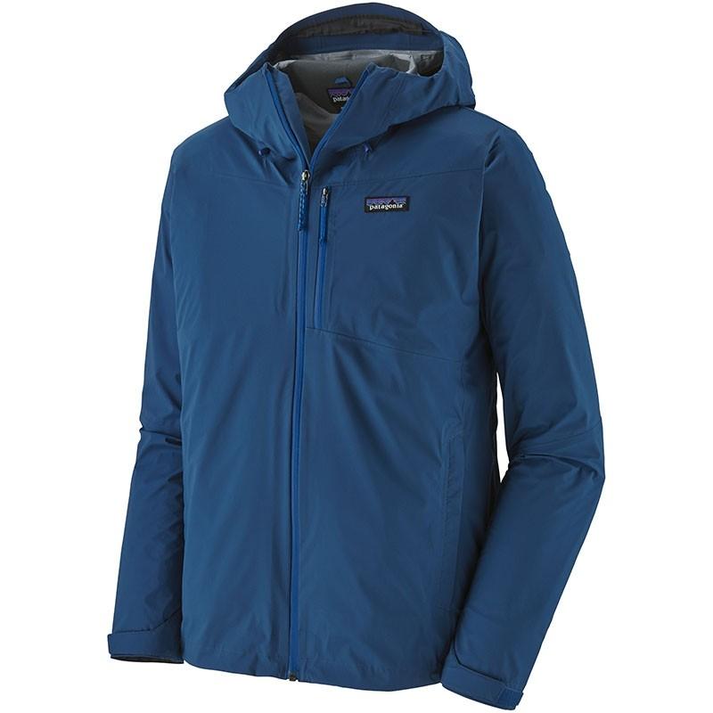 Patagonia Rainshadow Men's Waterproof Jacket - Superior Blue