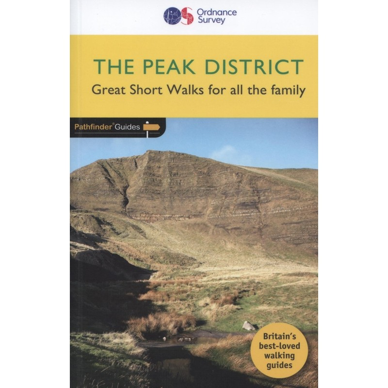 The Peak District: Great Short Walks for all the family by Crimson Publishing