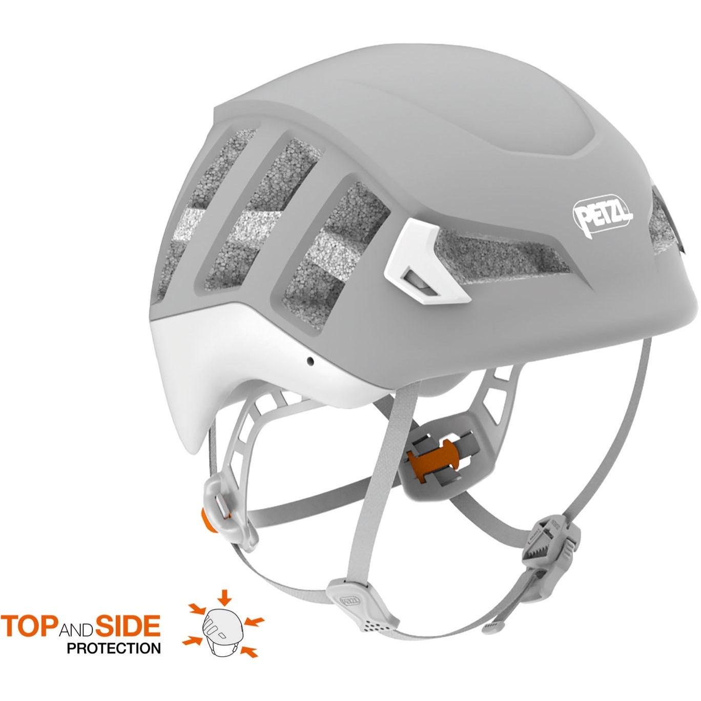 Petzl Meteor Climbing Helmet - Grey