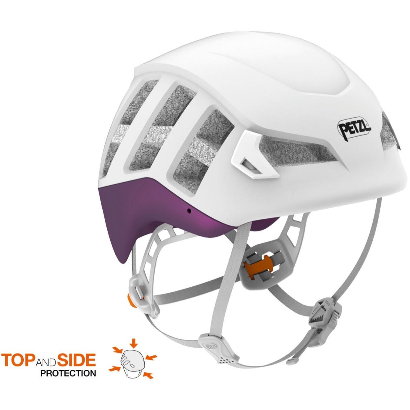Petzl Meteor Climbing Helmet - Violet