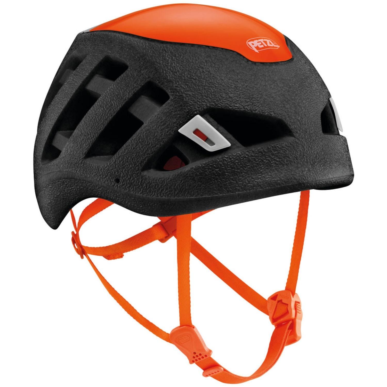 Petzl Sirocco Climbing Helmet - Black/Orange