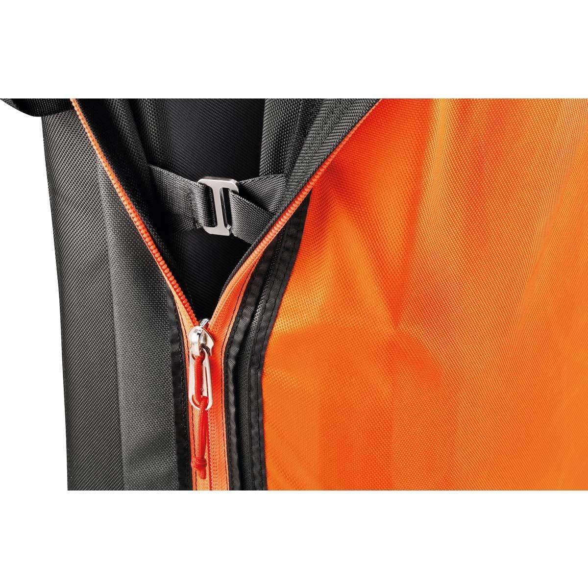 Petzl Alto Bouldering Pad - Orange/Black