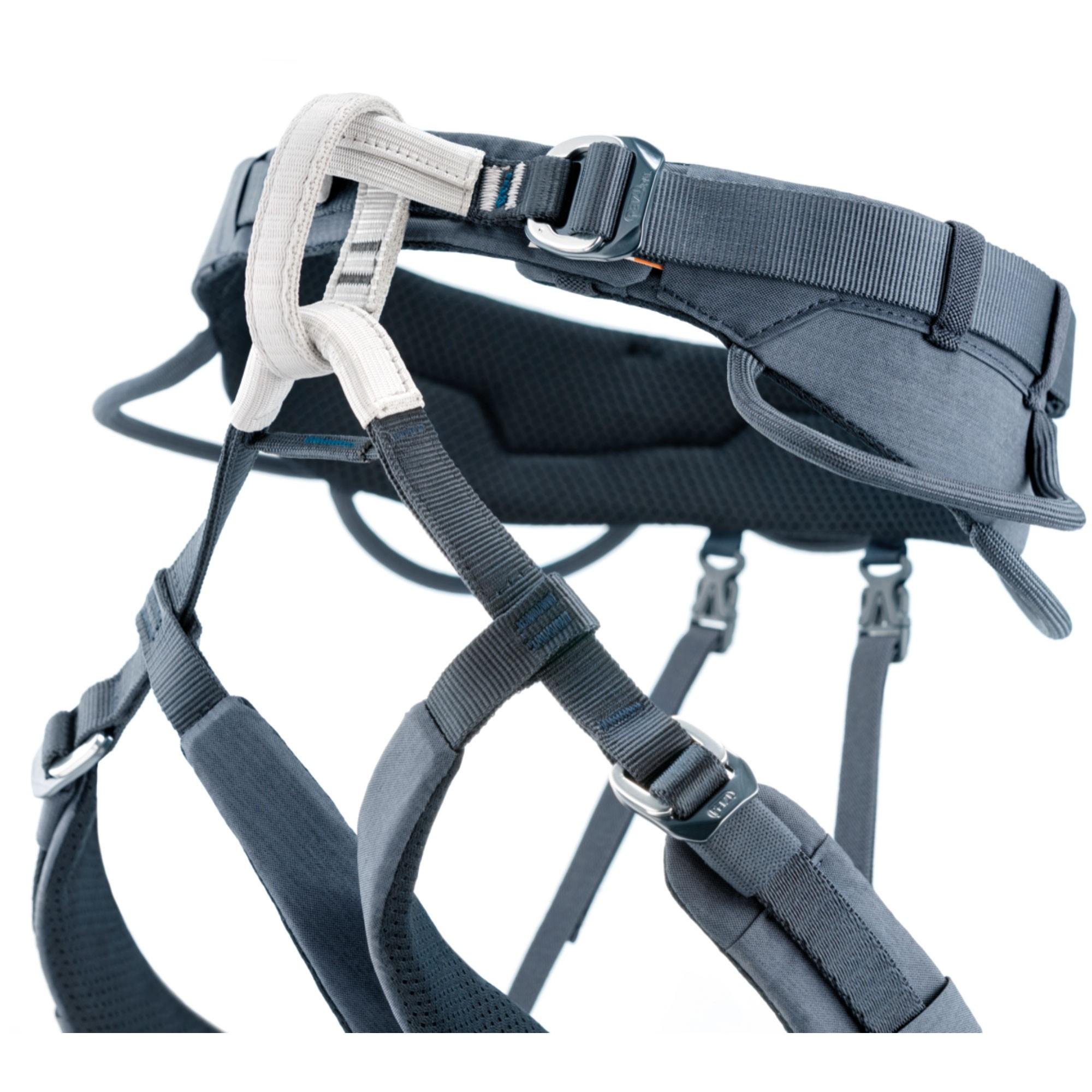 PETZL - Adjama Climbing Harness - Blue