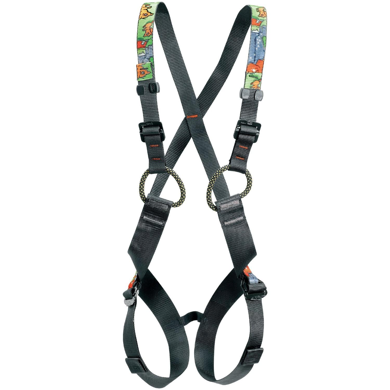 Petzl Simba Children's Full Body Climbing Harness - Black