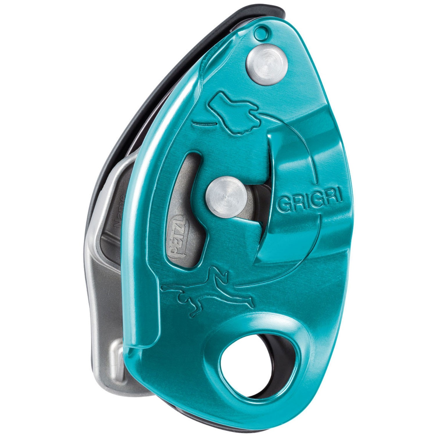 Petzl GriGri Belay Device - Blue