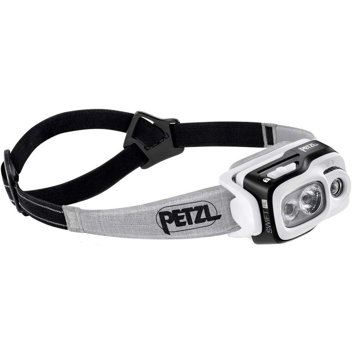 Petzl Swift RL Rechargeable Headtorch - Black