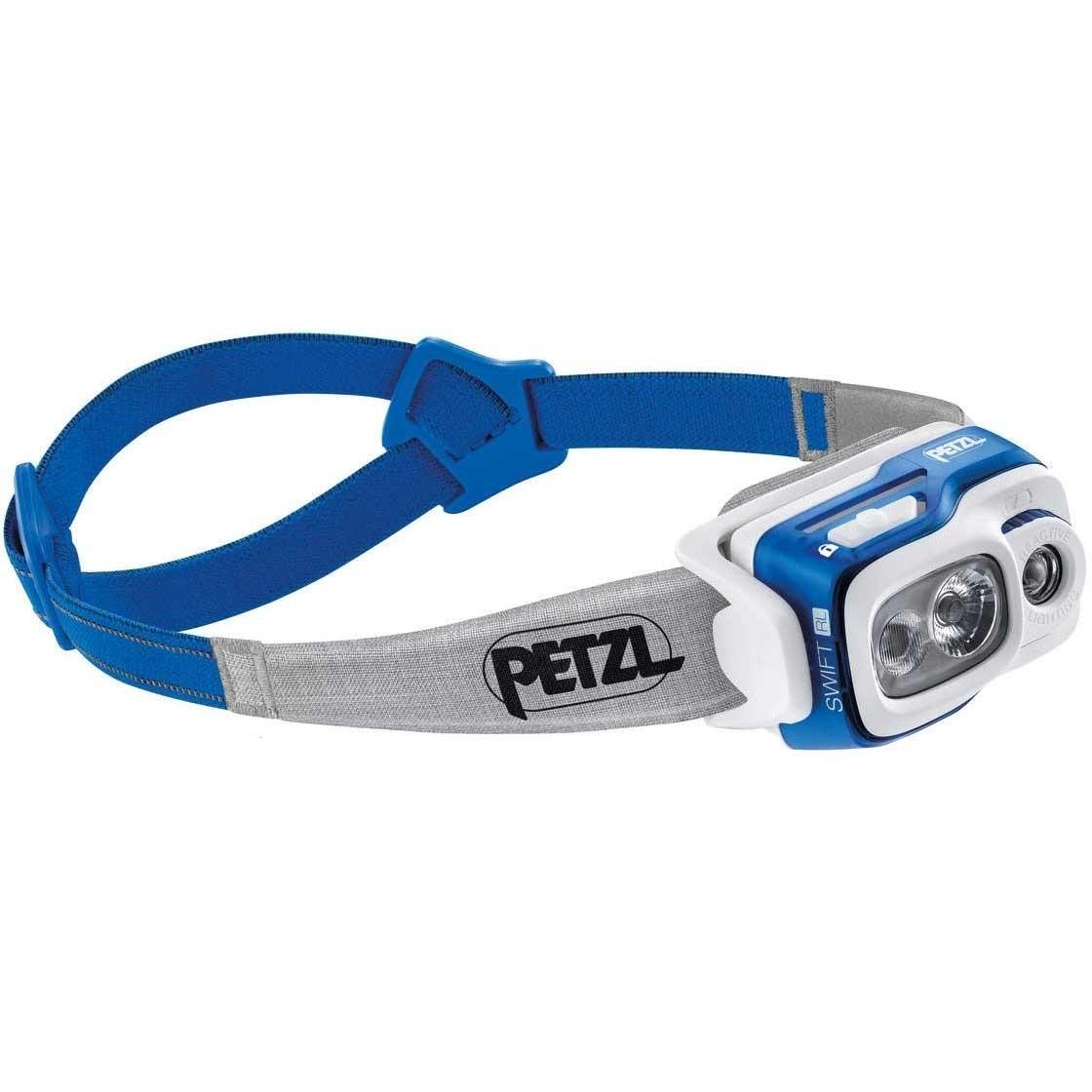 Petzl Swift RL Rechargeable Headtorch - Blue