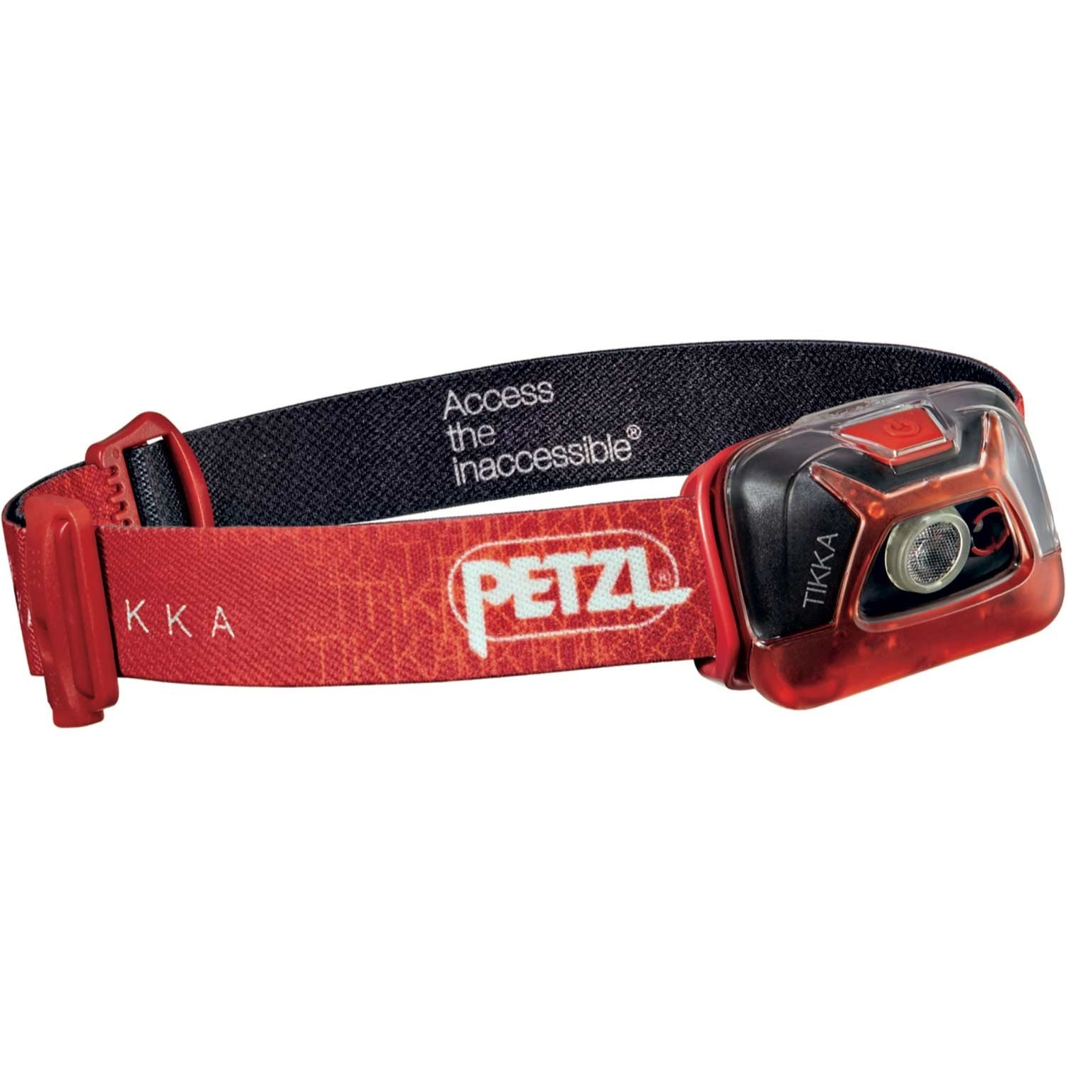 PETZL - Tikka Headtorch - Red