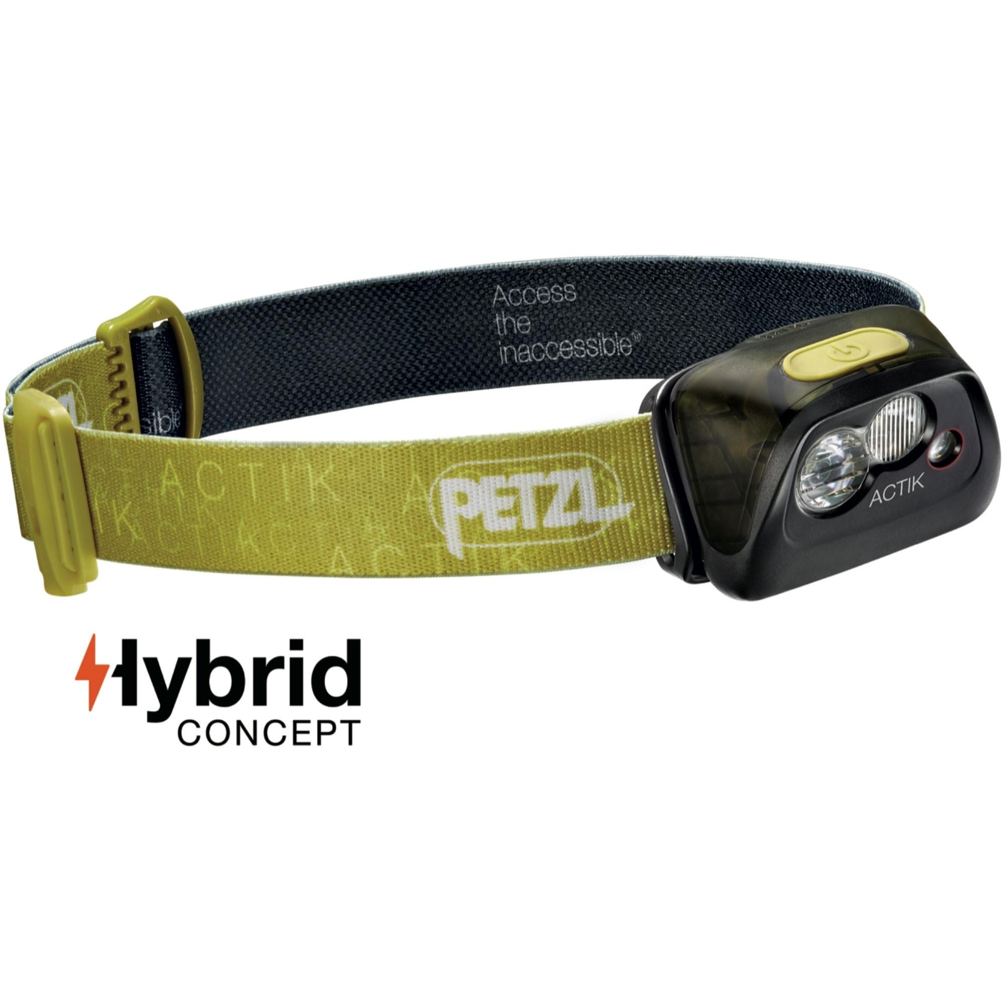 PETZL - Actik Headtorch - Green