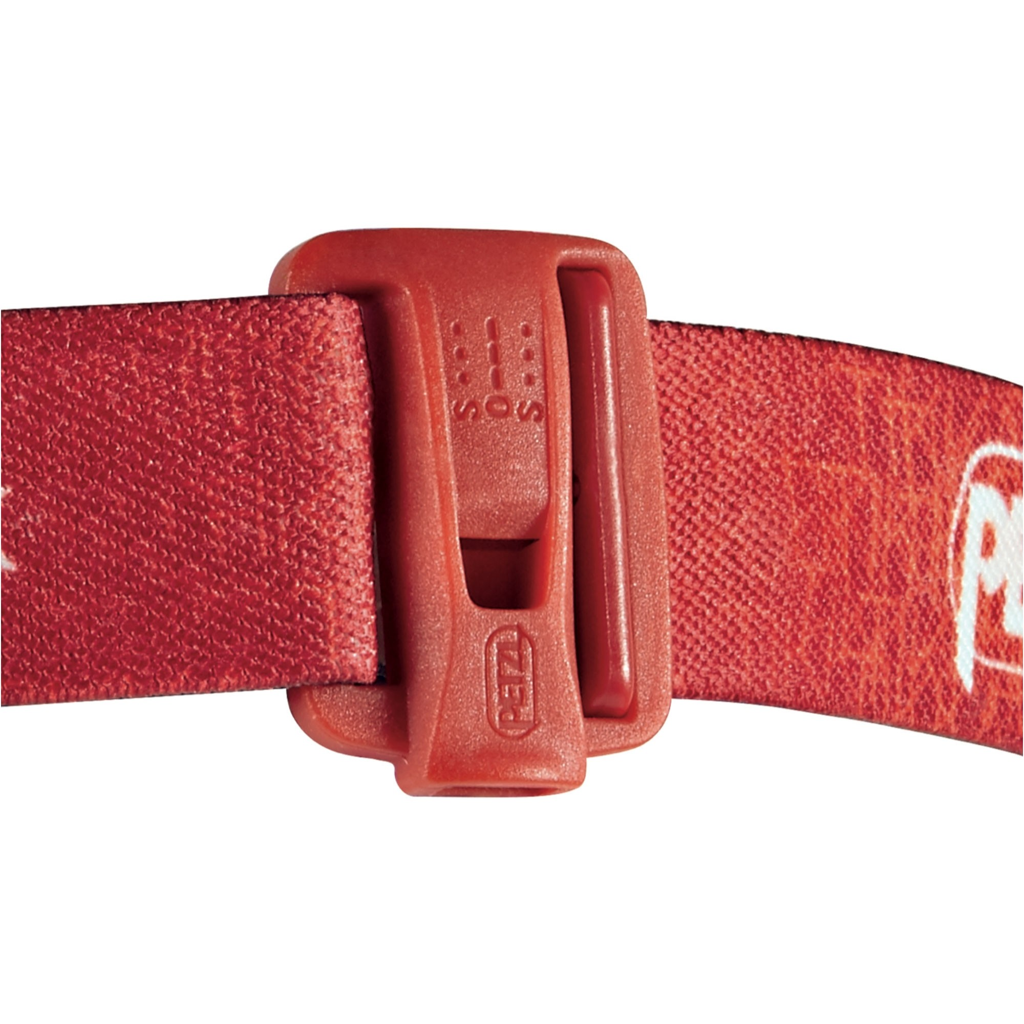 PETZL - Actik Core Rechargeable Headtorch - Red