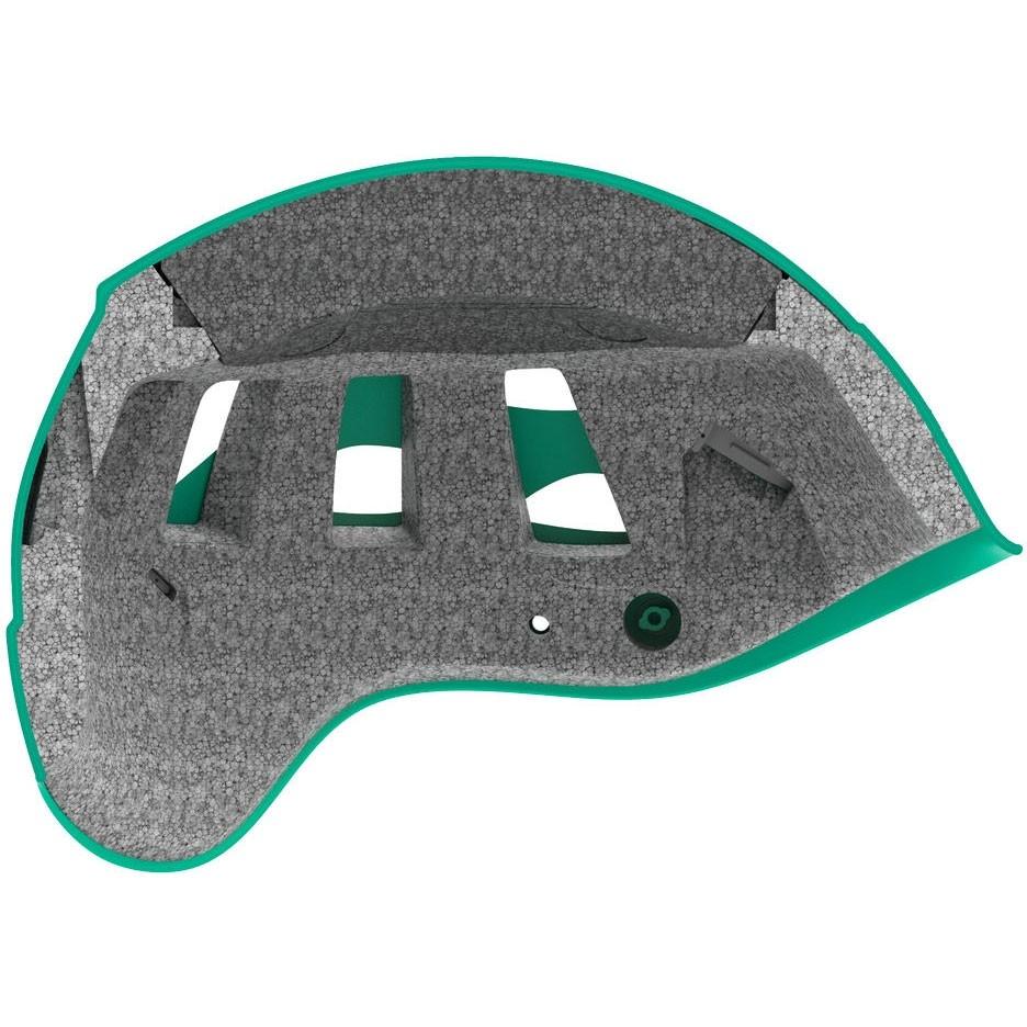 Petzl Borea Helmet - Turquoise - X Section