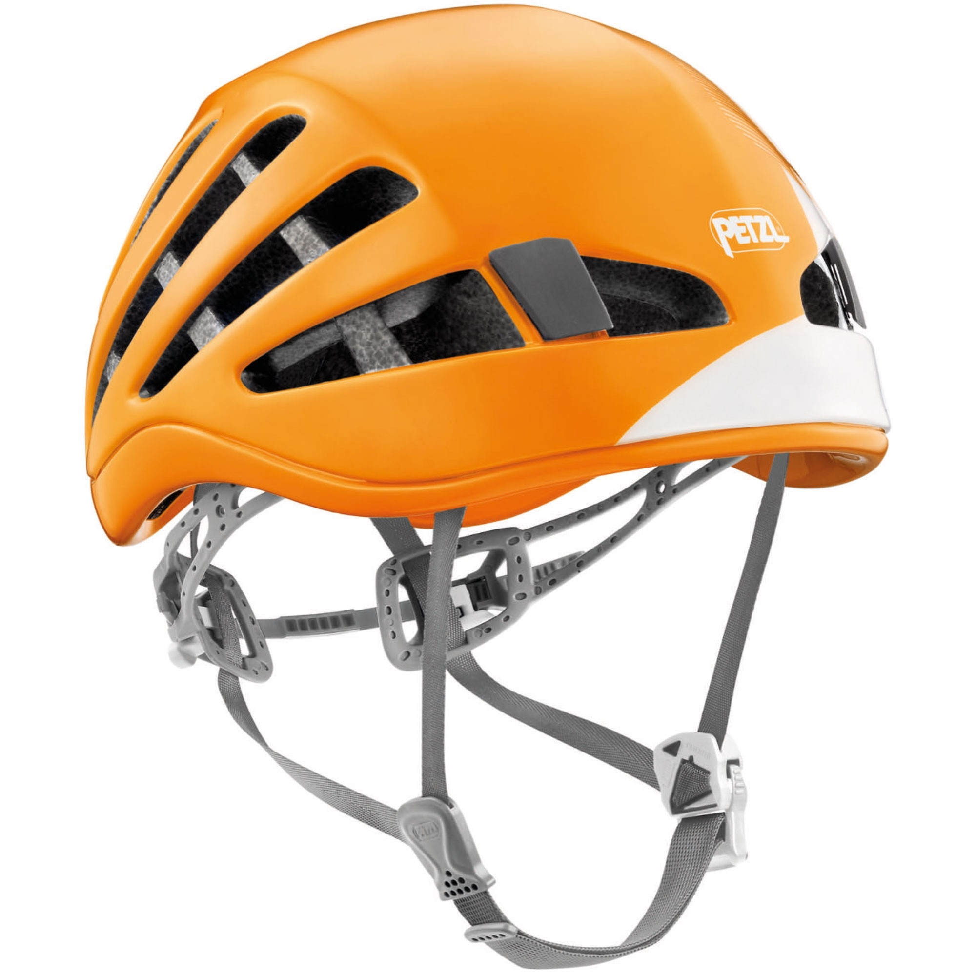 Petzl Meteor Climbing Helmet - Orange
