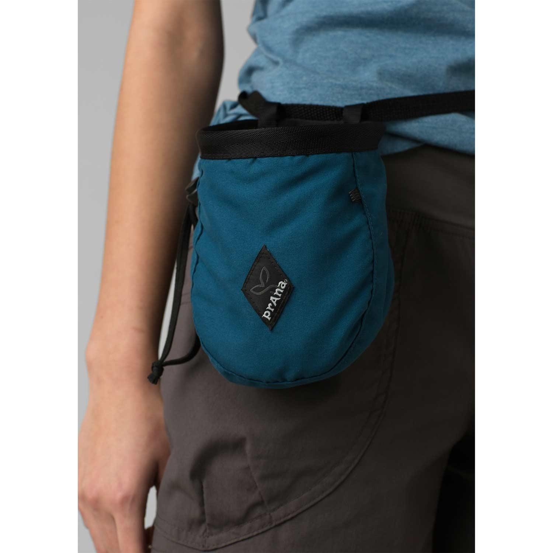 Prana Chalk Bag with Belt - Atlantic