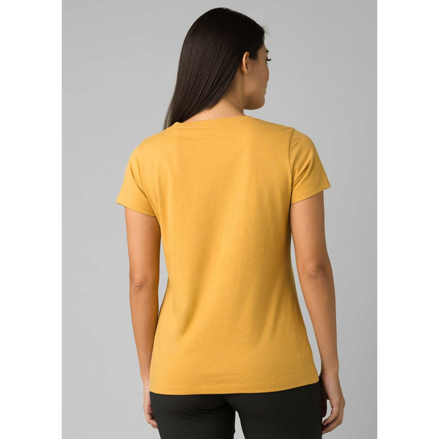 Prana Graphic Tee - Women's - Toffee Reflections
