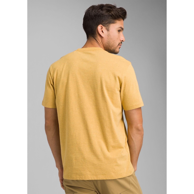 Prana Icon T-shirt - Men's - Marigold Heather
