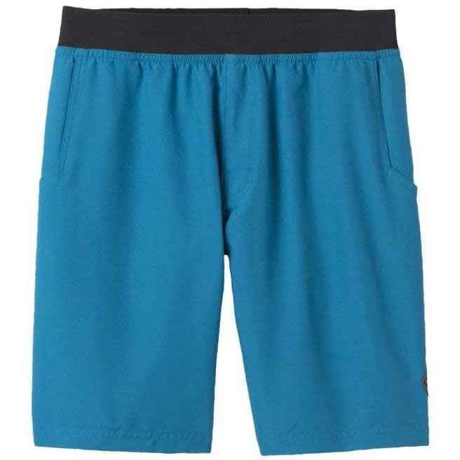 Prana Mojo Short - Men's - River Rock Blue