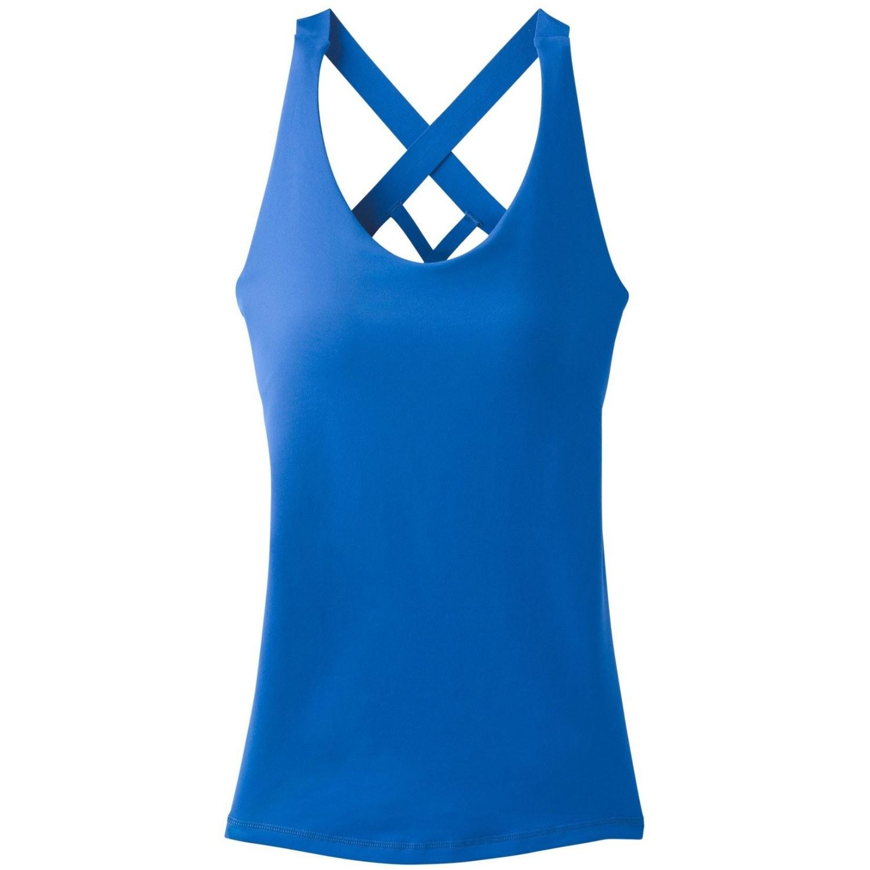 Prana Verana Top - Island Blue