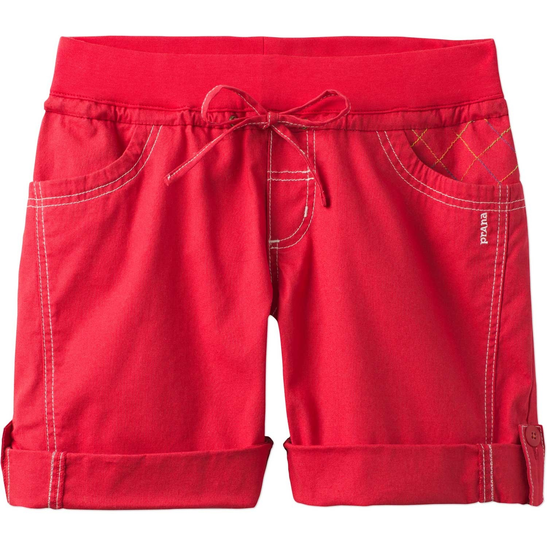 Prana Avril Shorts - Women's - Red Ribbon