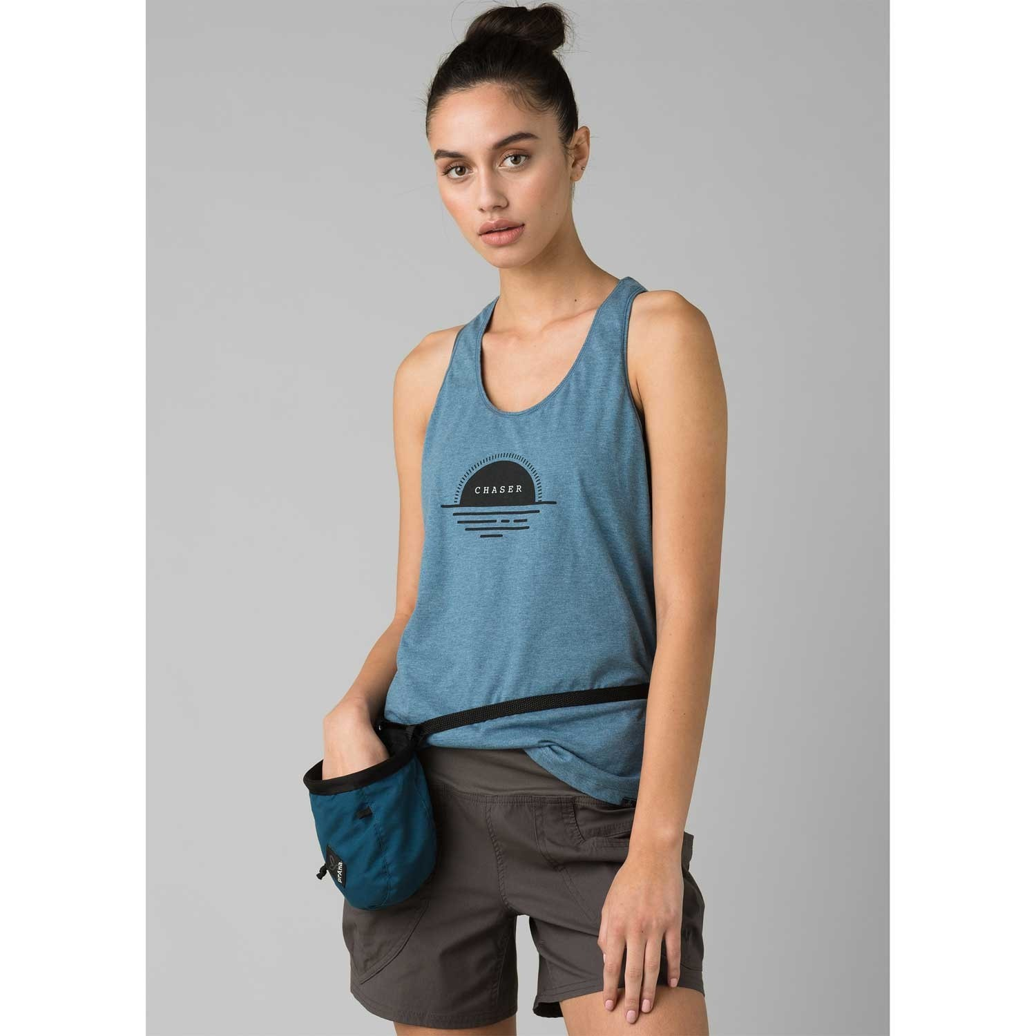 Prana Graphic Tank - Women's - Nickel Sunset
