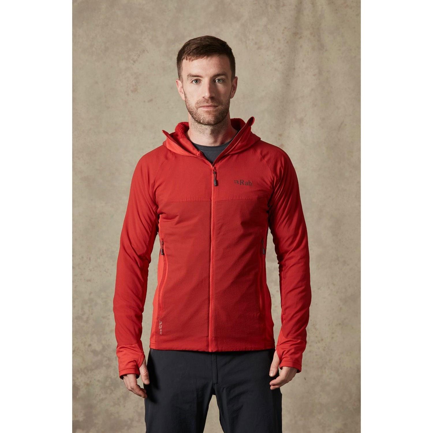 Rab Alpha Flux Men's Insulated Jacket - Dark Horizon