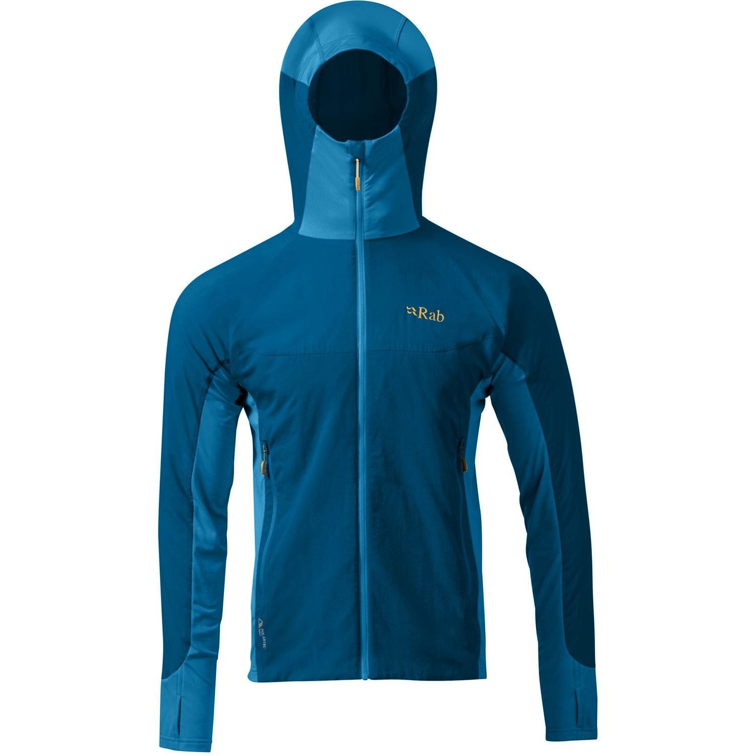 Rab Alpha Flux Men's Insulated Jacket - Ink/Merlin