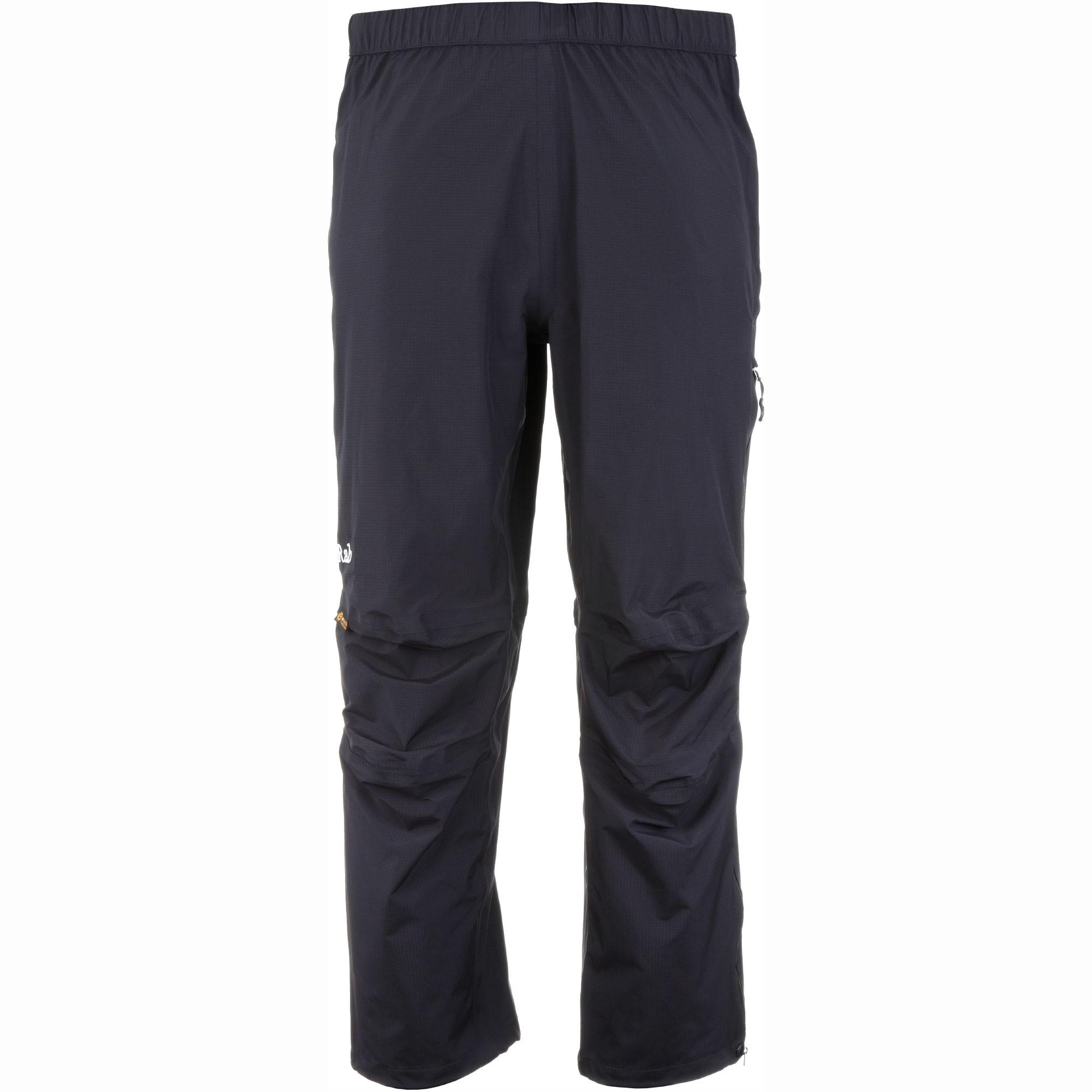Rab Bergen Waterproof Pants - Black