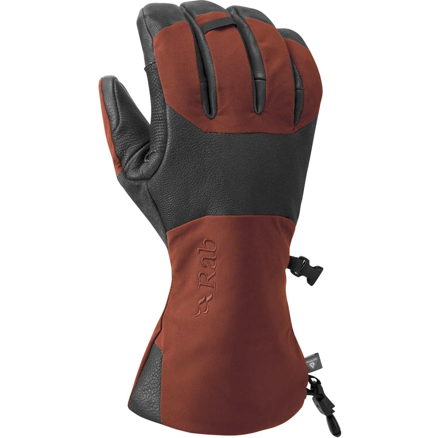 Rab Guide 2 GTX Glove - Dark Clay