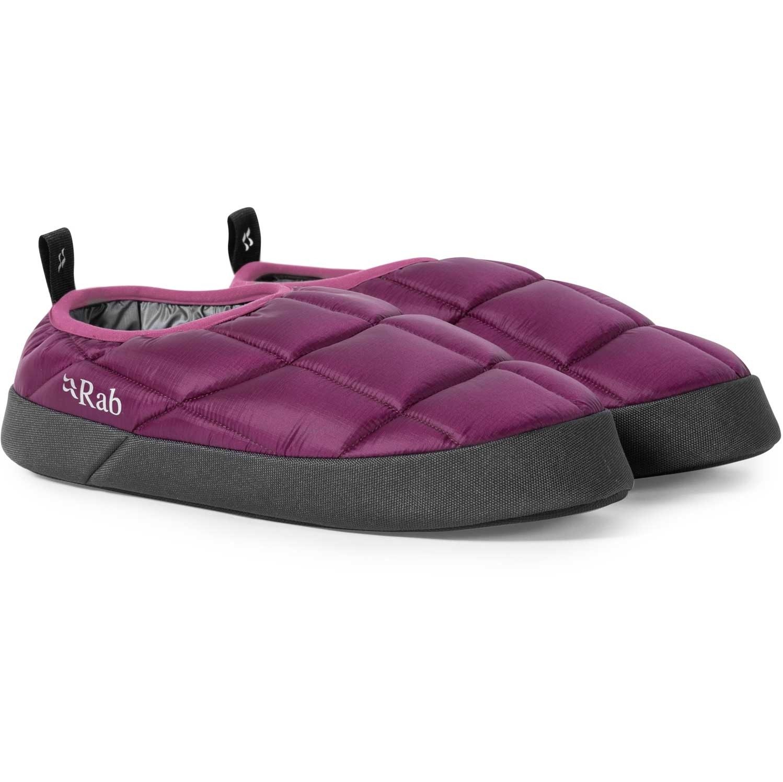 Rab Hut Slippers - Berry