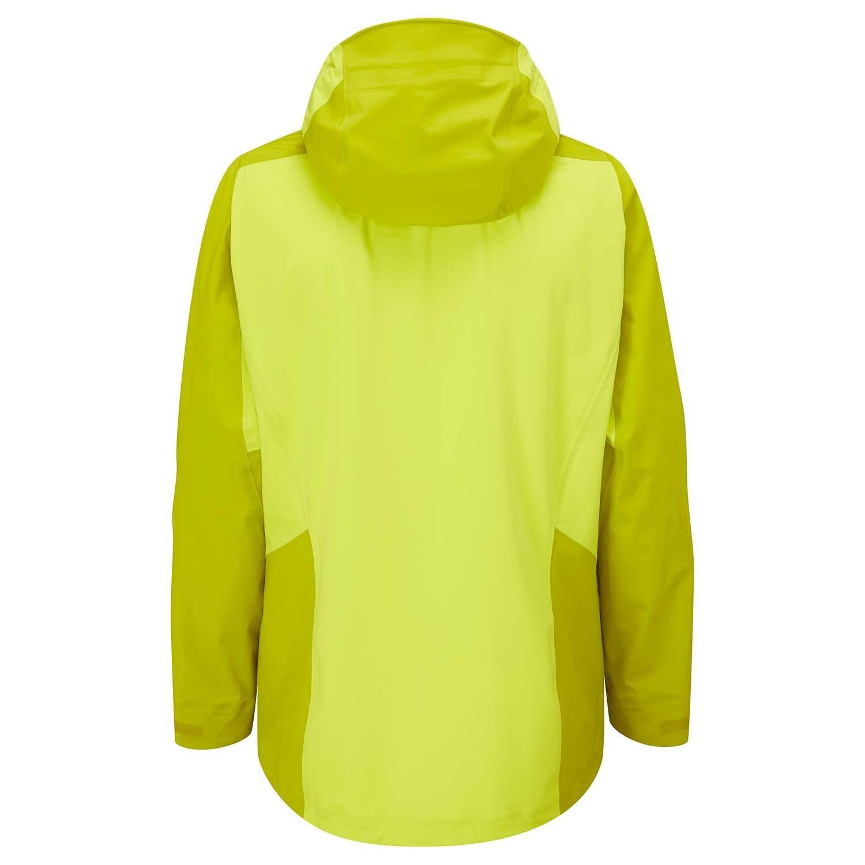 Rab Kinetic Alpine 2.0 Waterproof Jacket - Men's - Acid