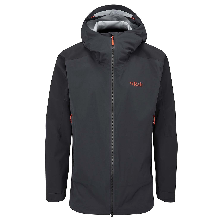 Rab Kinetic Alpine 2.0 Waterproof Jacket - Men's - Beluga