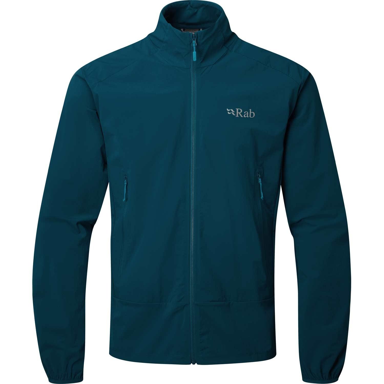 Rab Borealis Tour Men's Softshell Jacket - Ink