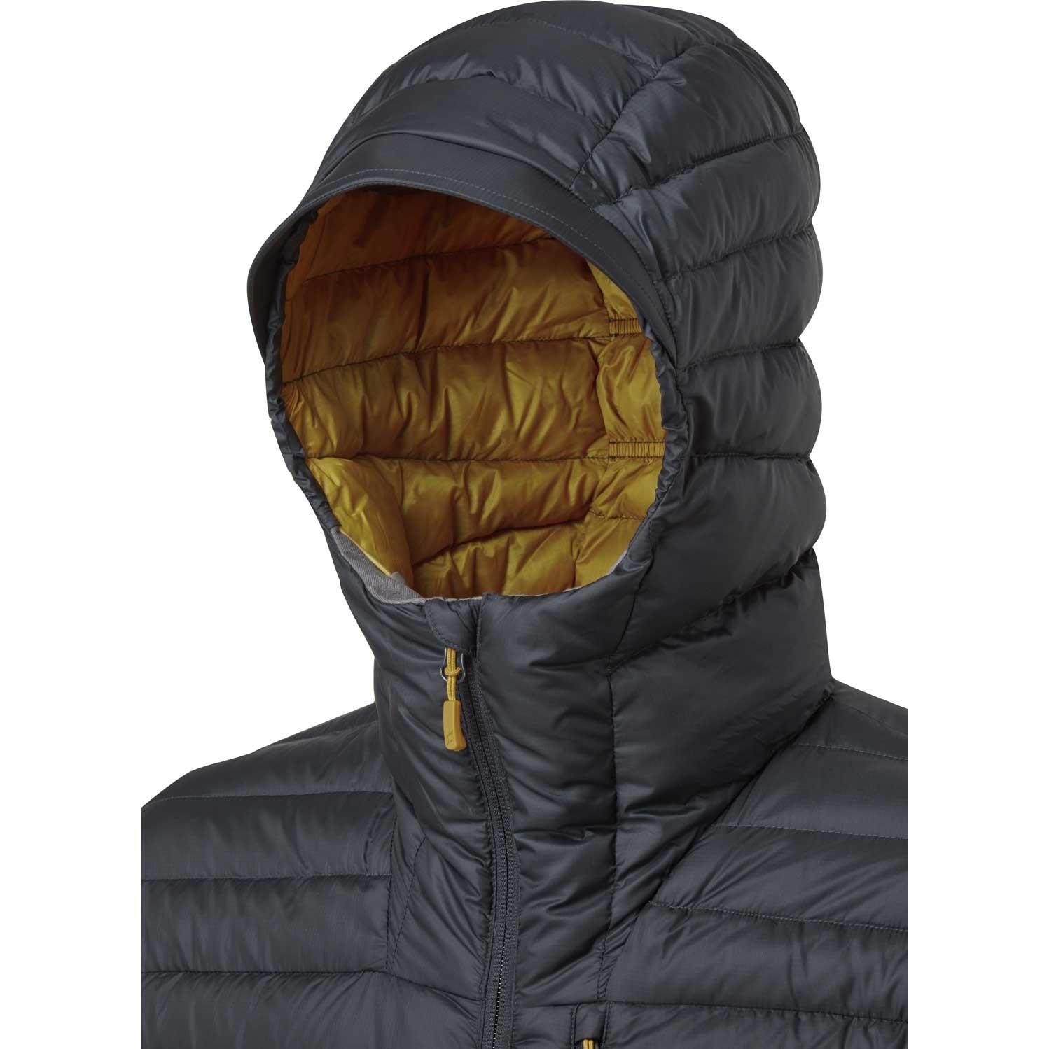 Microlight Alpine Down Jacket - Men's - Beluga