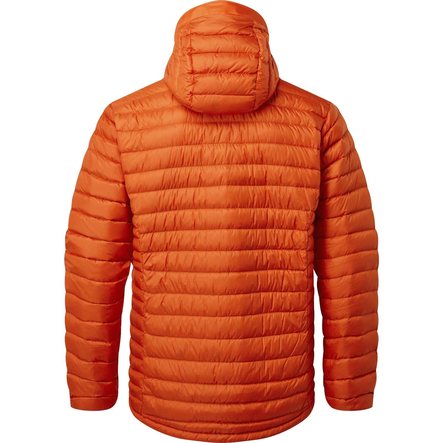Microlight Alpine Down Jacket - Men's - Firecracker