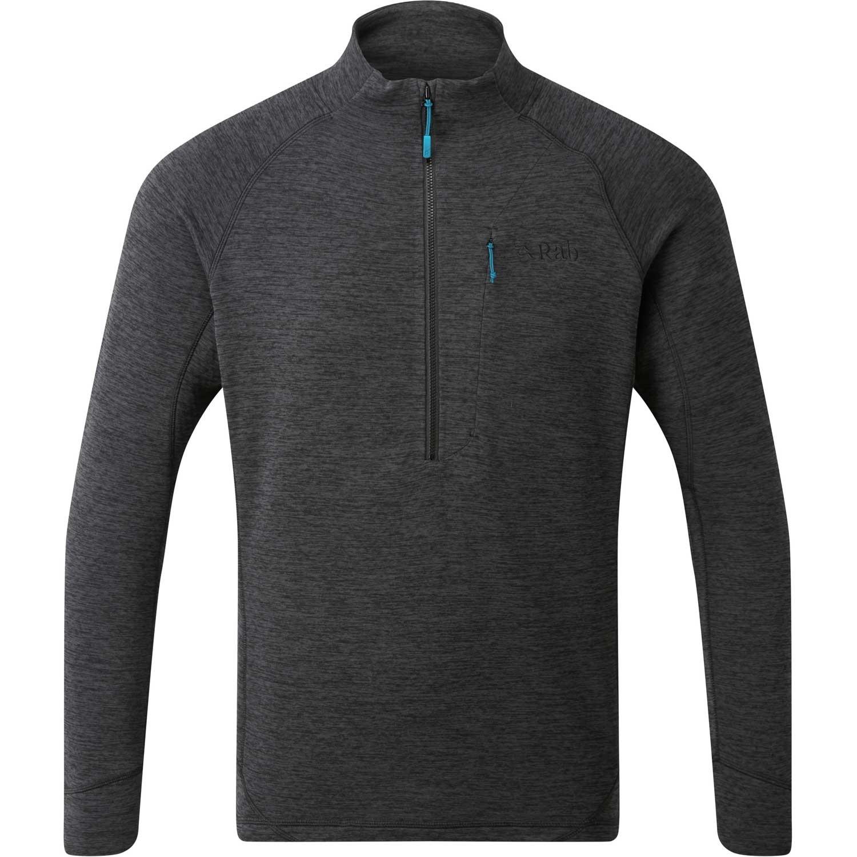 Rab Nexus Pull-On Fleece - Men's - Black