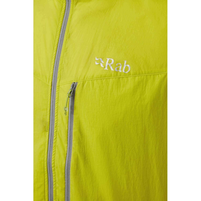 RAB - Vital Men's Windshell Jacket - Acid