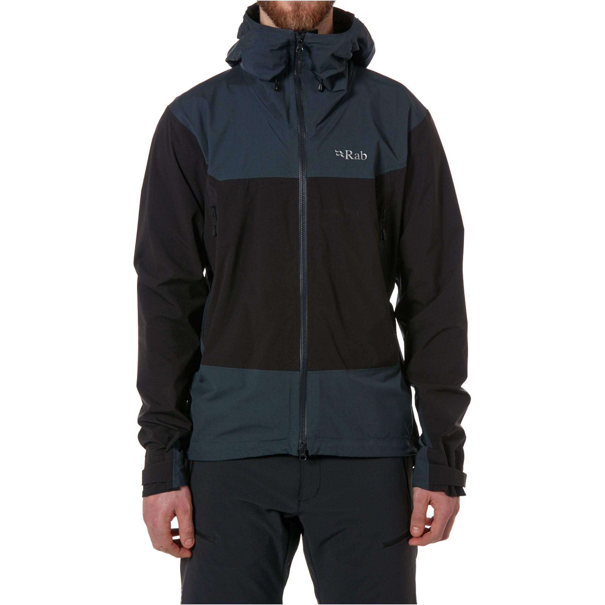 Rab Mantra Waterproof Jacket - Beluga
