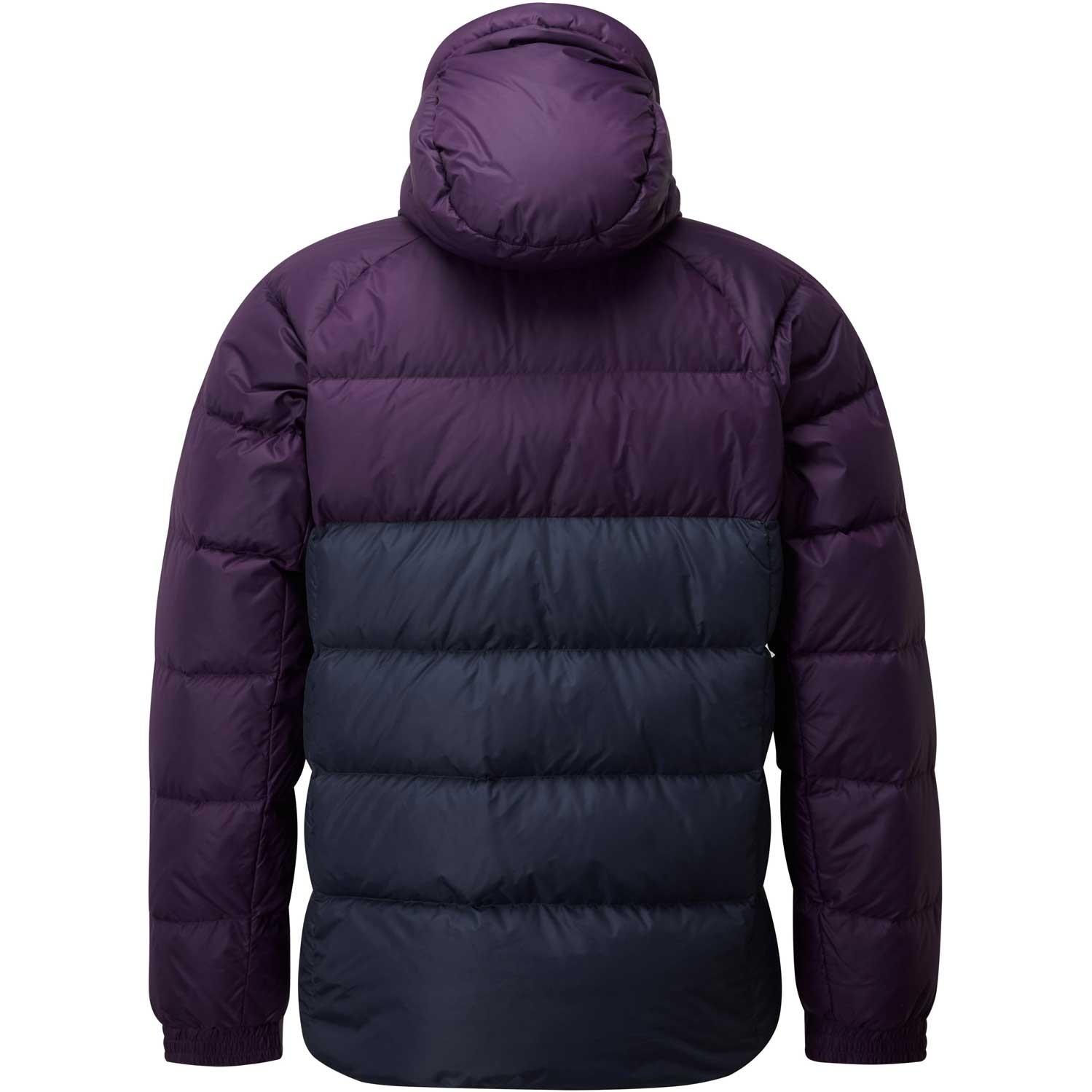Rab Asylum Down Jacket - Purple Quartz